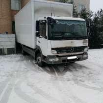Грузоперевозки, гидроборт, до 5 тонн, 15 паллет, грузчики, в Волгограде
