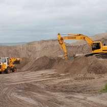 Песчано-гравийная смесь для отсыпки территорий, в Уфе