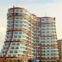Аренда квартиры около моря, комплекс Люмос, Алянья, в г.Аланья