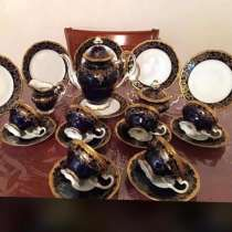 Чайный сервиз кобальт от Weimar, в Каспийске