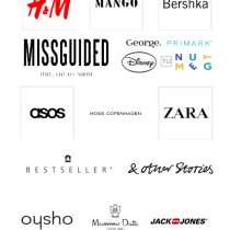 Оптовая продажа стоковой одежды: COS, H&M, ASOS, MissGuided, в г.Краков
