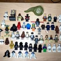 Лего Star Wars минифигурки, в Москве