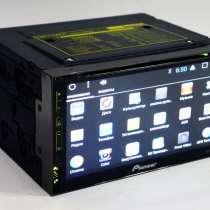 2din магнитола Pioneer 6303 DVD, GPS, 4Ядра, 1/16Gb, Android, в г.Киев
