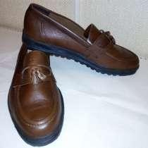 Новые мужские туфли, в Дмитрове