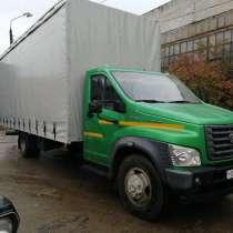 Изготовим тентованный фургон на газон, в Москве