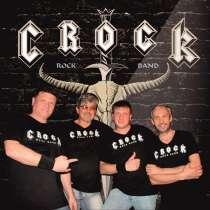 Группа на корпоратив, вечеринку, праздник (CROCK rock band), в Москве
