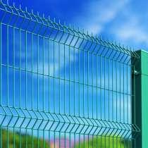 3D Забор, 3Д сварная панель 2030x2500x4мм, в Краснодаре