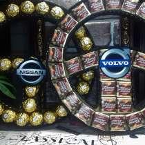 Подарочный набор из конфет-руль, в Челябинске