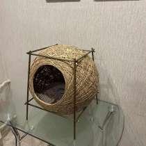 Домик-Лежак для кошек и собак (новый), в Ярославле