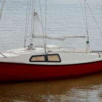 Продается парусно - моторная яхта, в Новосибирске