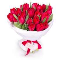 Тюльпаны 25 шт по 1800 руб, в Иркутске
