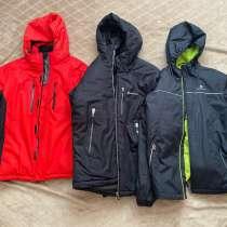 Мужские фирменные куртки, в Железногорске