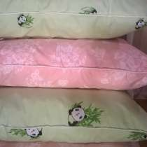 Подушка « Экофайбер» размер 70*70, в Уфе