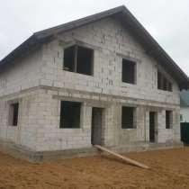 Дом 260 м² на участке 12.5 сот. в д. Вельяминово, в Истре