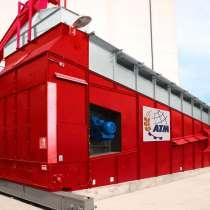 Конвейерная зерносушилка ATM Universal 12, в Воронеже