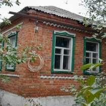 Продается кирп. дом с газом, 76 кв м, кирп. лет. кухня, в Зернограде