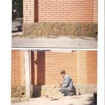 Каменщик-облицовщик, в г.Одесса