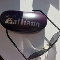 Очки авиаторы Galliano, в Нахабино