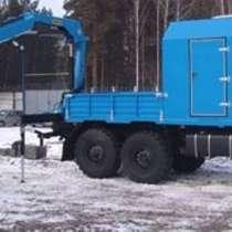 Продам ПРМ, Арок, КАМАЗ-43118,2013 г/в с КМУ, в Челябинске