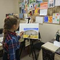 Ведём приём детей в ИЗО студию на 2019-20 гг, в Владивостоке