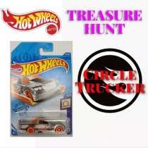 Продам коллекционную машинку HotWheels T-Hunts(золотая серия, в Ухте