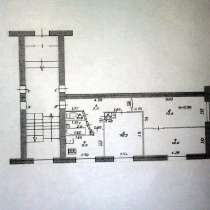 3-к квартира, 50 м2, в Бежецке
