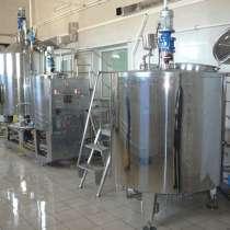 Молочное оборудование, Линии, ВДП, сыроварни. Завод Гранд, в Москве