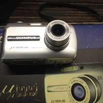 Фотоаппарат в поход Olympus mju 800, в Краснодаре