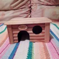 Продам два деревянных домика для грызунов, в Екатеринбурге