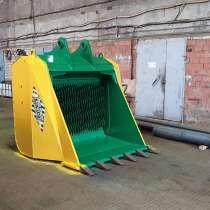 Просеивающий валковый ковш от производителя в продаже, в Минеральных Водах