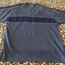 Мужская футболка размер 52, в Омске
