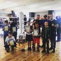 Тренеровки по боксу и борьбе, в г.Киев