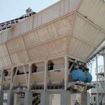 Стационарный бетонный завод 30 м3 в час, в Перми