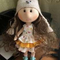 Ручная работа, кукла, в Новокузнецке