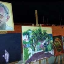 Портреты маслом на заказ, пейзажи, в г.Валенсия
