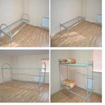 Предлагаем кровати металлические для рабочих, в Самаре