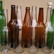 Продам стеклянную бутылку и банку в ассортименте, в Ульяновске