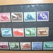 Рейх. Серия из 13 чистых марок 1943 года, в Красноярске