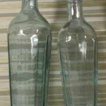 Старинные граненые бутылки, в Владимире