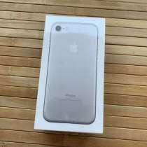 Apple iPhone 7 silver 32gb, новый в коробке, в Москве