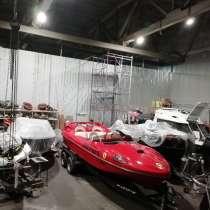 Сервис обслуживание ремонт тюнинг перевозка катеров и яхт, в Санкт-Петербурге