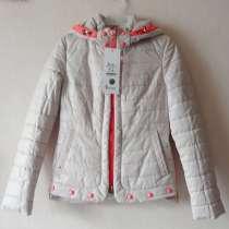 Демисизонная женская куртка Visdeer на искусственном пухе ра, в г.Запорожье
