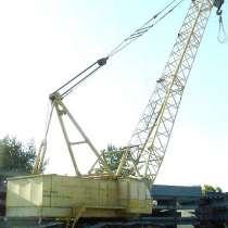 Продам кран гусеничный специальный ДЭК-631;гр/п 63тн; 36 м, в Перми