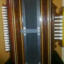 Кнопочный аккордеон Firotti в отличном состоянии, в Новосибирске