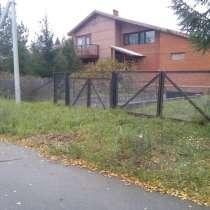 Двухэтажный жилой дом 270 м2 на 15 сотках. Пмж, в Рузе