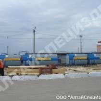 Контейнерная АЗС на 3 вида топлива КАЗС-8,5.3Д, в Барнауле