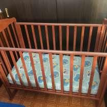 Детская кроватка, в Краснодаре