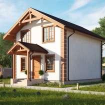Строительство домов из СИП панелей, в Самаре