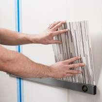 Укладка керамической плитки на стены. Новые технологии!, в г.Кёльн