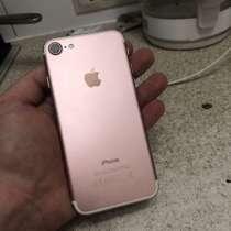 IPhone7 32 GB rose gold, в Москве
